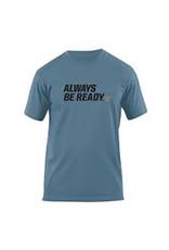 5.11 Tactical 41006AZ TacticalT-Shirt ABR Mineral Blue XXL