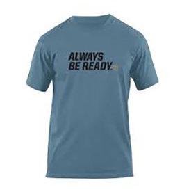 5.11 T-Shirt ABR Mineral Blue XXL