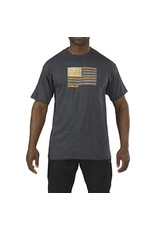 5.11 Tactical 16673 5.11 Tactical T-Shirt Recon Rope Ready Charcoal Heather XXL