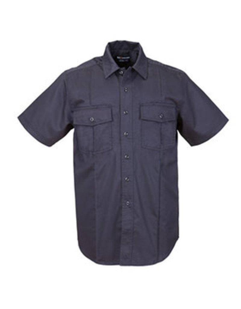 5.11 Tactical Shirt Short Sleeve Fire Navy L
