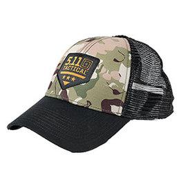 5.11 89090 5.11 Tactical  Camo Cap 281 Mil GRN camo