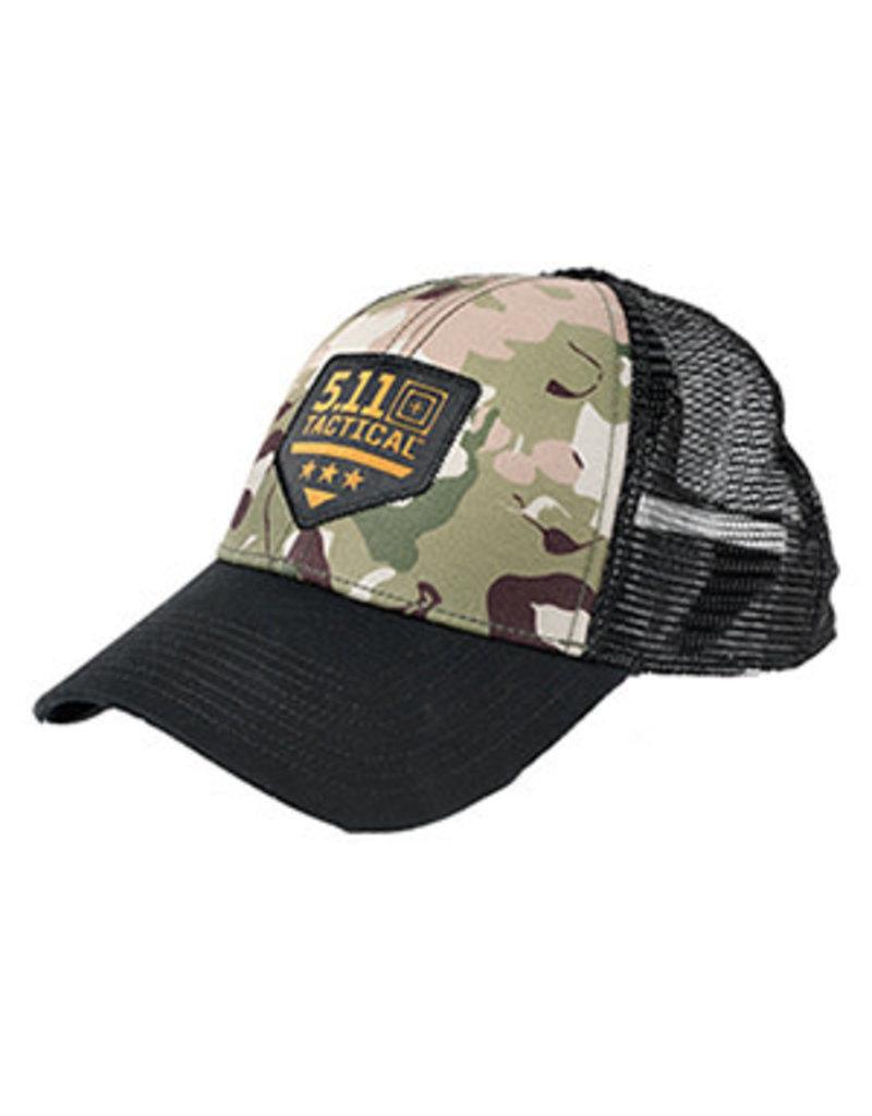 89090 5.11 Tactical  Camo Cap 281 Mil GRN camo