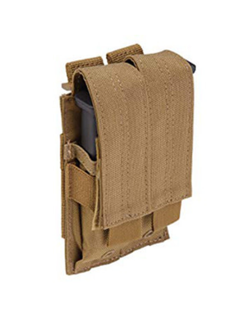 5.11 Tactical 58712 5.11 Tactical Pistol Mag Pouch 131 Flat Dark Earth