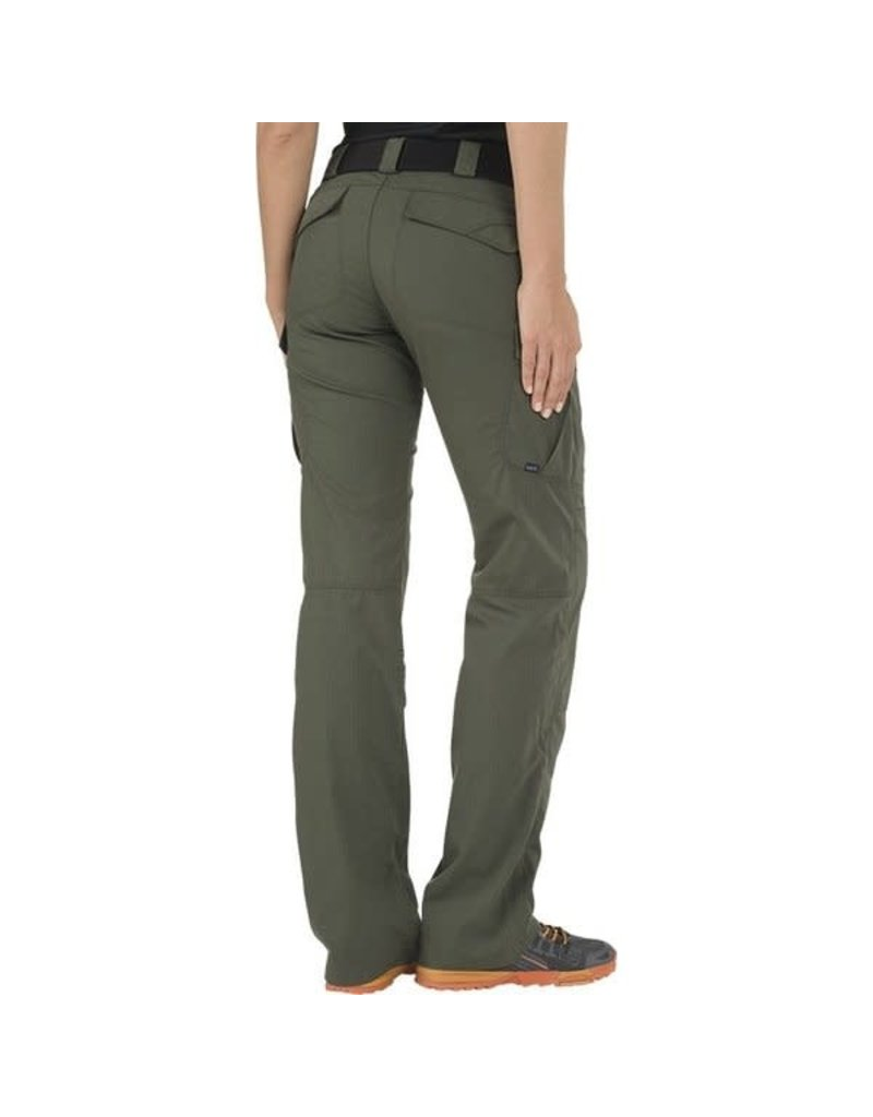 5.11 Tactical 64386 Women's Stryke Pants  TDU Green 190
