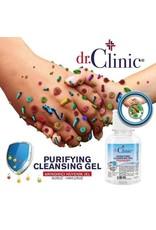 Kleding-uitrusting.nl Hand Sanitizer Gel 100ML Dr. Clinic