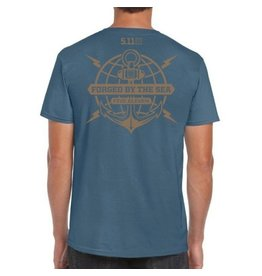 5.11 Tactical 41248 5.11 Tactical Forged by the See S/S Tee