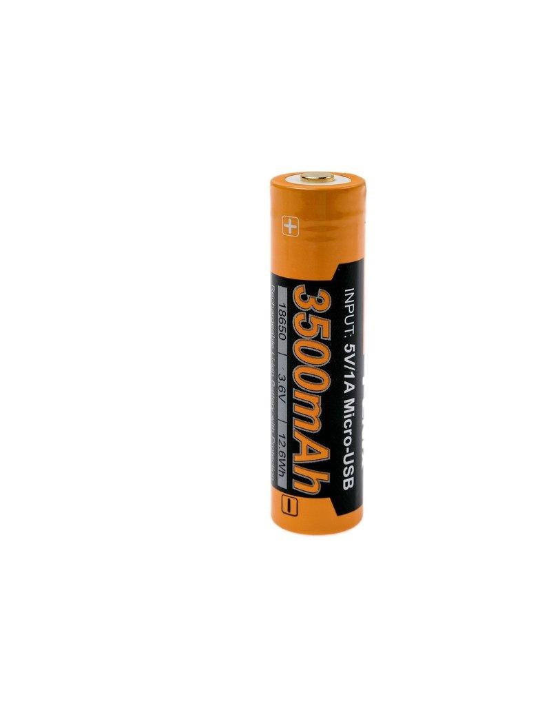 Fenix ARB-L18-3500U Fenix Rechargeable Battery 3500mAh micro USB