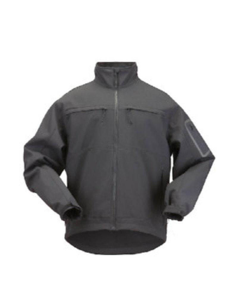 5.11 Tactical 48099 INT Chameleon Soft Shell JKT Black/Grey M