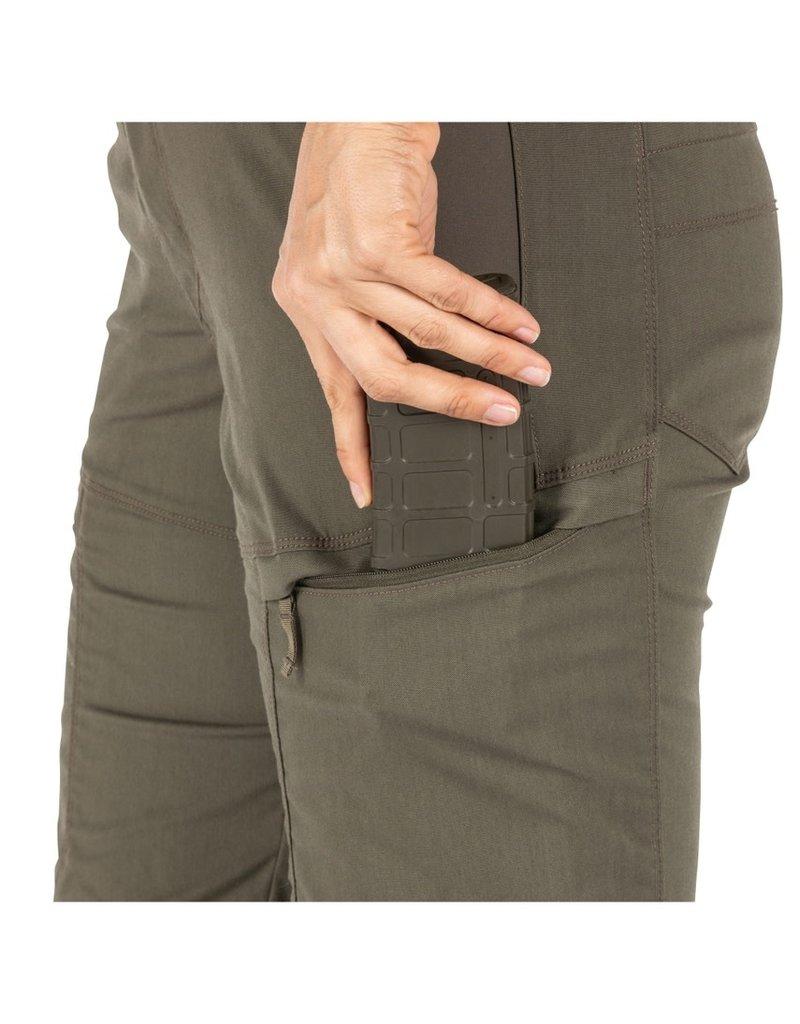 5.11 Tactical 64446 5.11 Tactical Women's Apex Pants  Ranger Green 186