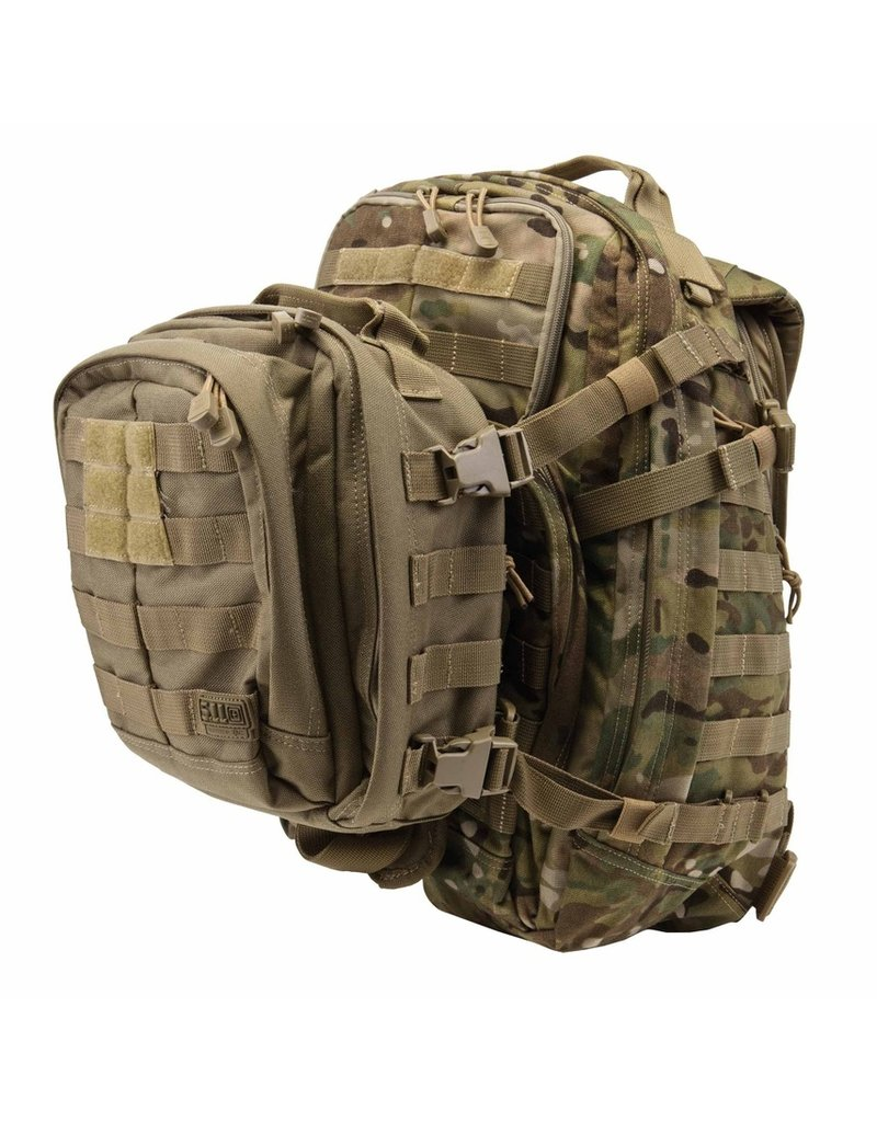 5.11 Tactical 56957 5.11 Tactical Rush Tier Systeem