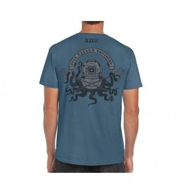 5.11 Tactical 41276 5.11 Tactical Release the Kraken Tee