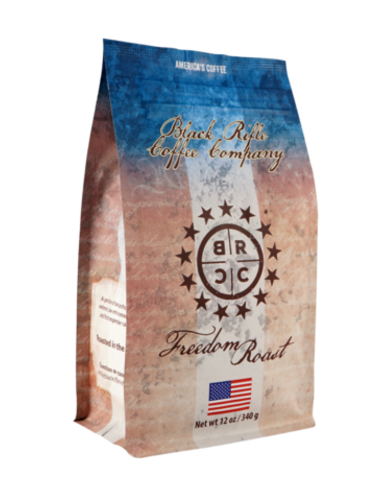 Black Rifle Coffee Blackrifle Coffee Freedom Roast Coffee