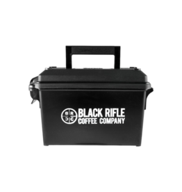 Black Rifle Coffee Black Rifle Coffee Coffee Can Black