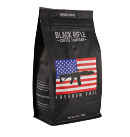 Black Rifle Coffee Black Rifle Coffee Freedom Fuel Coffee dark roast gemalen