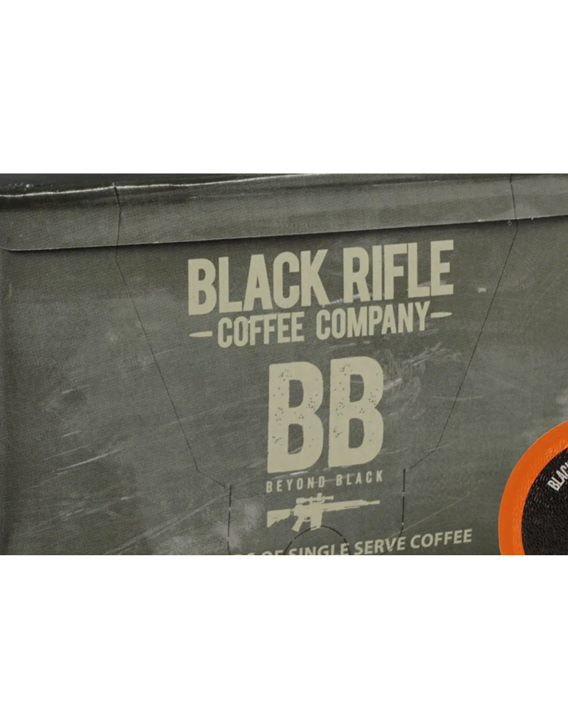 Black Rifle Coffee Black Rifle Coffee Beyond Black Coffee