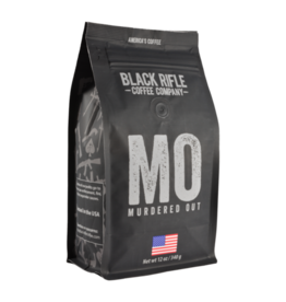 Black Rifle Coffee Black Rifle Coffee Murderd Out Coffee