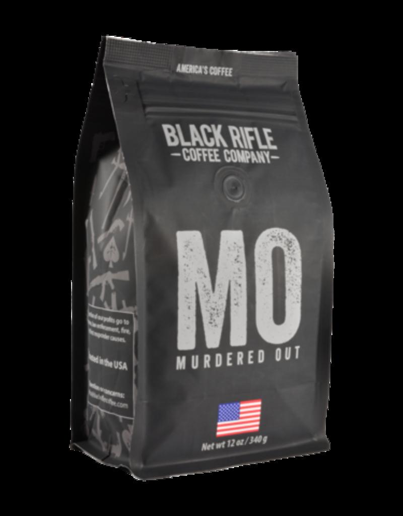 Black Rifle Coffee Black Rifle Coffee Murderd Out Coffee