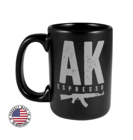 Black Rifle Coffee Black Rifle Coffee AK 47  Ceramic Mug