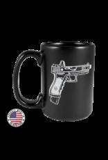 Black Rifle Coffee Ceramic Glock Mug