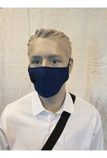 Mondkapje PM 2.5 Filter en Resperator ventiel wasbaar