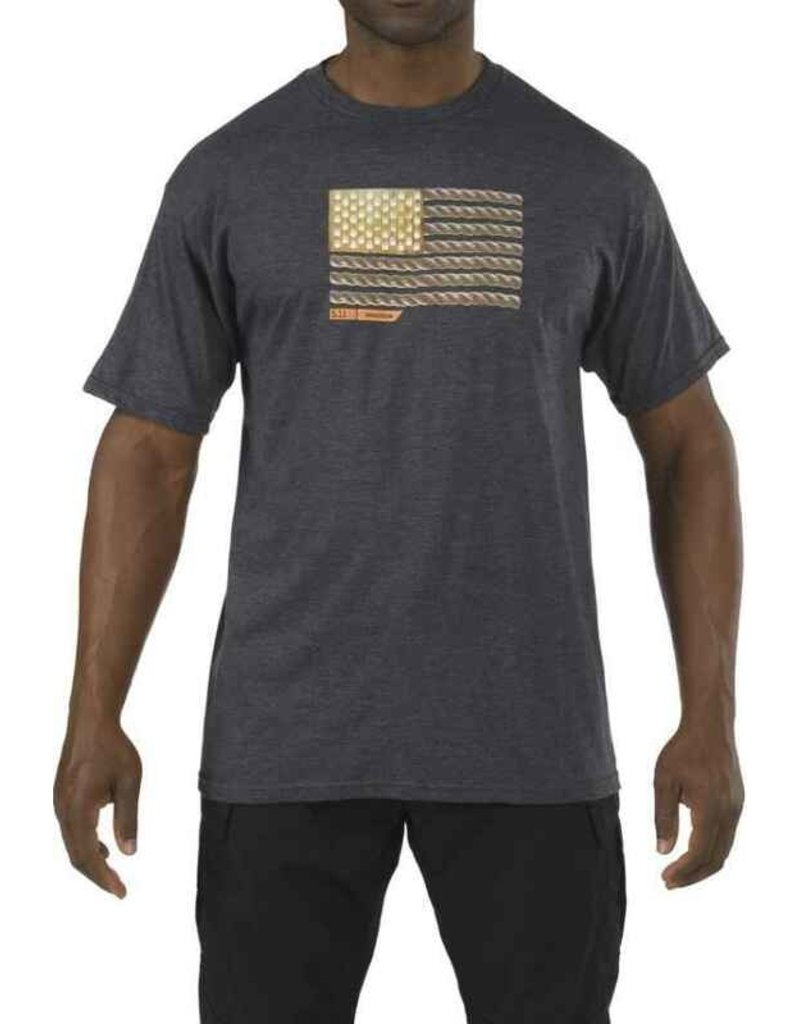 5.11 Tactical 41191AB 5.11 Tactical Recon Rope Ready 749 Navy Heater Size XXL