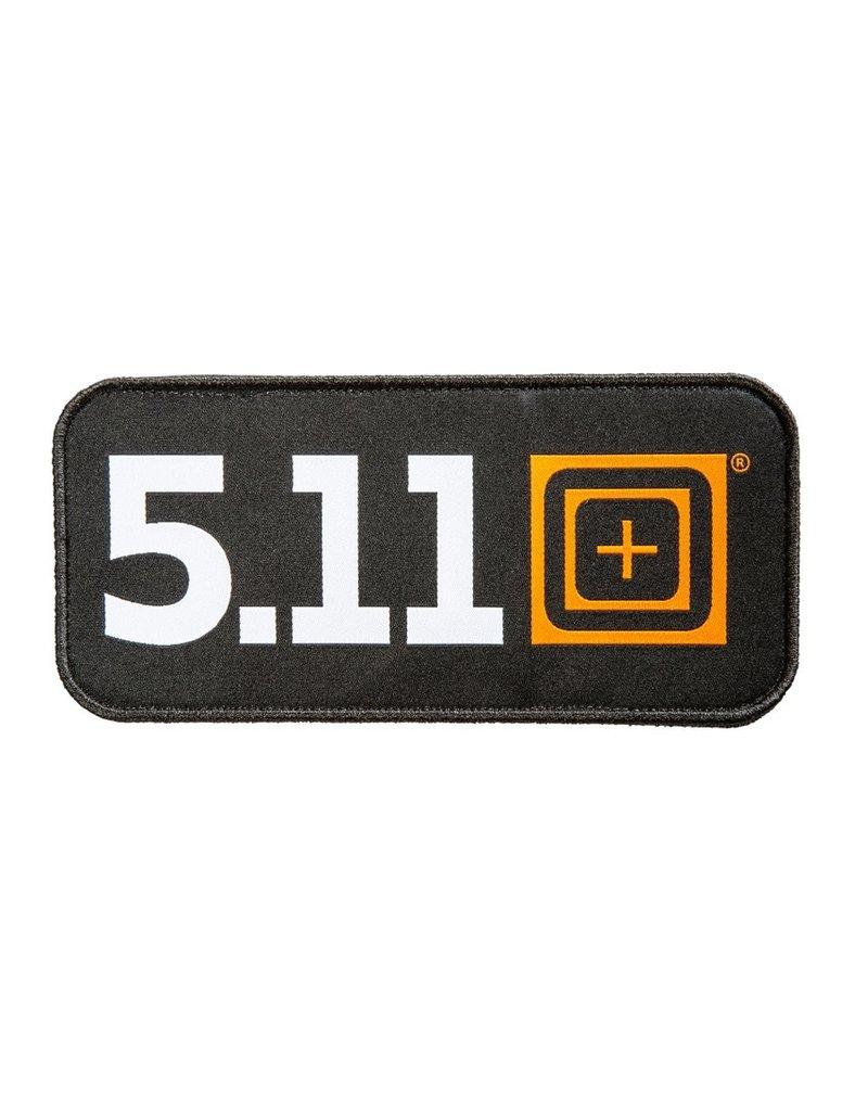 5.11 Tactical 0000 5.11 Tactical Big Logo Patch