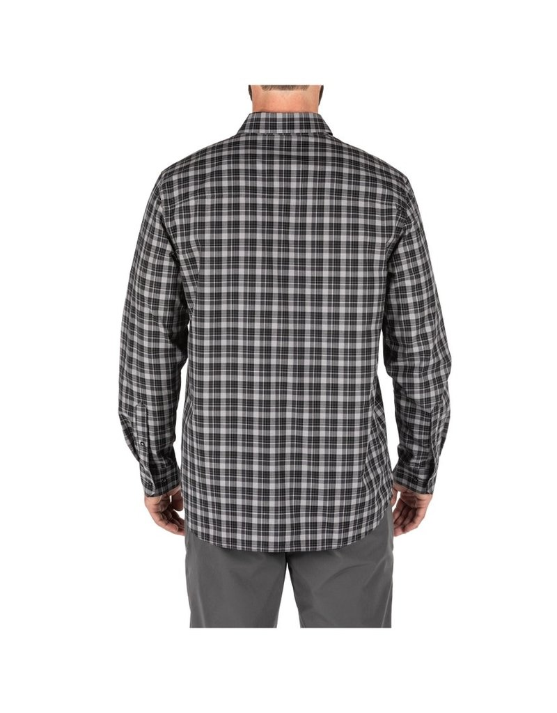 5.11 Tactical 72494 5.11 Tactical Echo L/S Shirt 381 Lunar Pld S