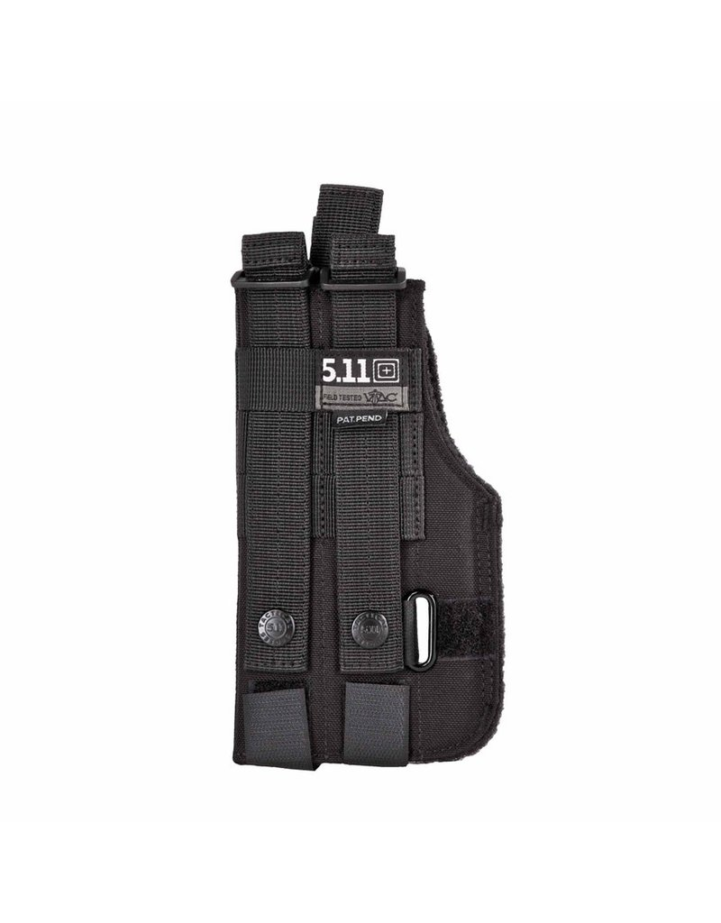 5.11 Tactical 58780 5.11 Tactical LBE Holster Black 019