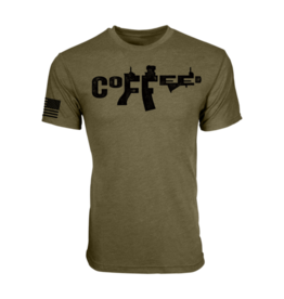 Black Rifle Coffee Black Rifle Coffee AR Coffee Logo T-shirt