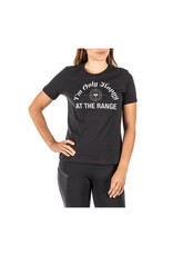 5.11 Tactical 31022RQW 5.11 Tactical Happy At The Range Tee Woman