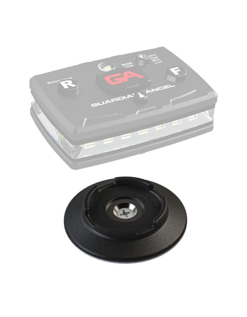 Guardian Angel GA Nonmetallic Surface Adhesive & Screw Magnetic Mount