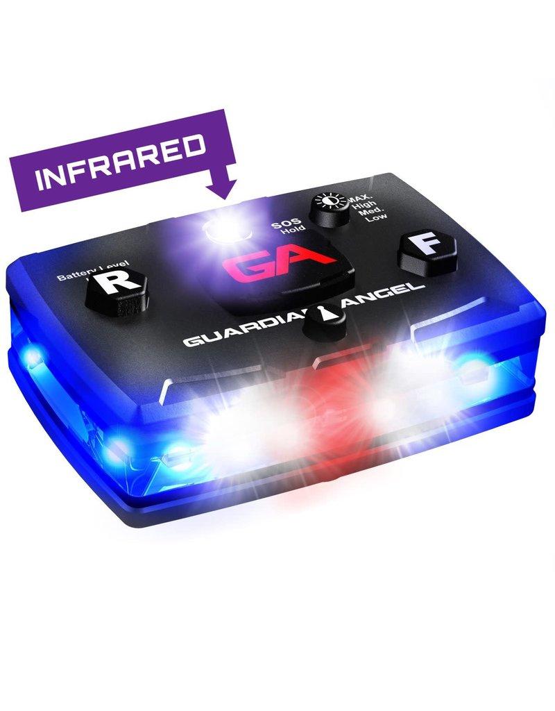 Guardian Angel GA Infrared Hybrid LAW Enforcement Guardian Angel Light