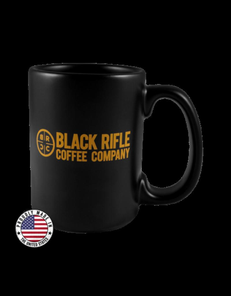 Black Rifle Coffee Black Rifle Coffee Beanade Mug Ceramic Black