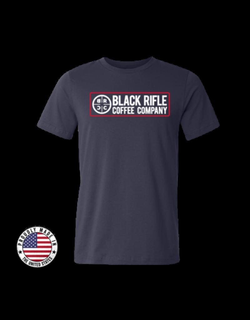 Black Rifle Coffee Black Rifle Coffee, Classic Logo T Shirt