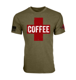 Black Rifle Coffee Black Rifle Coffee Coffee Saves T Shirt