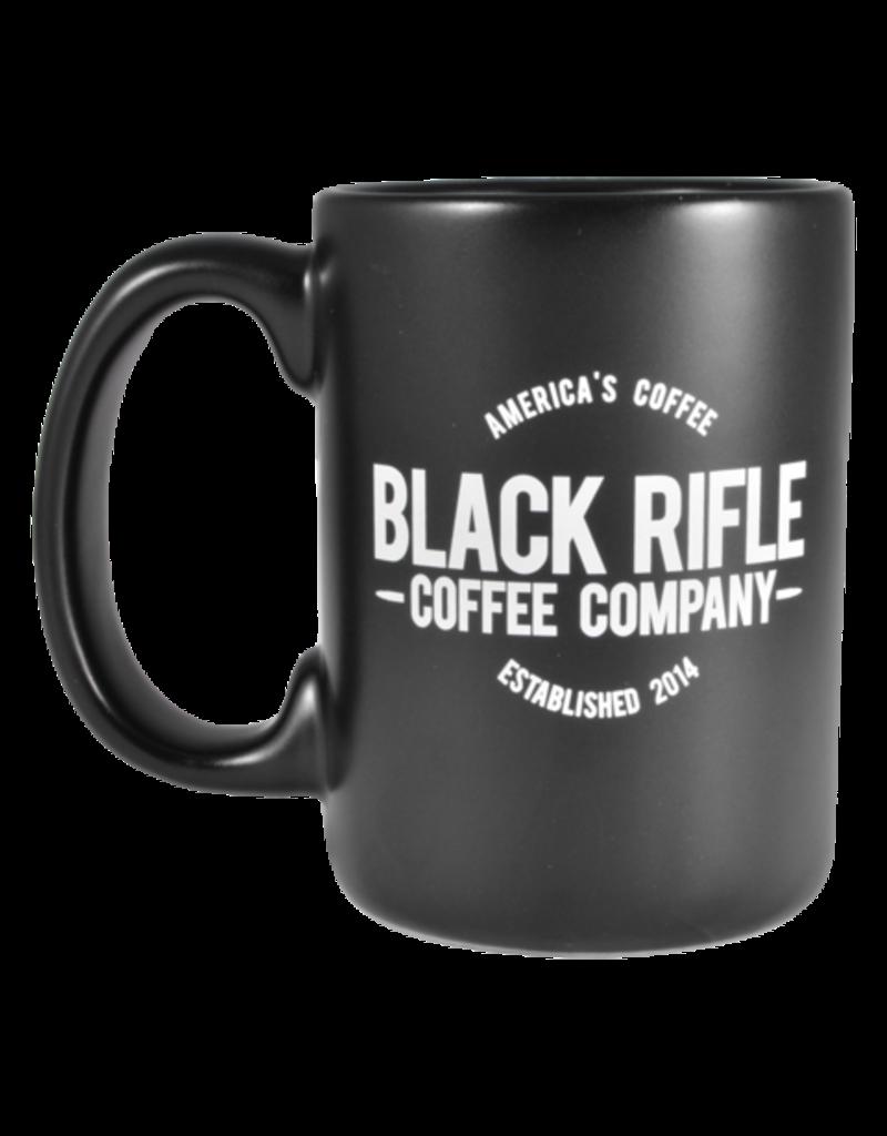 Black Rifle Coffee Black Rifle Coffee America's Coffee Logo Mug
