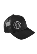 Black Rifle Coffee Black Rifle Coffee Low Profile Reticle Hat Black