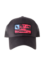 Black Rifle Coffee Black Rifle Coffee Freedom Flag Patch Trucker Hat