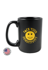 Black Rifle Coffee Black Rifle Coffee Ceramische Fuck Your Sensitivity