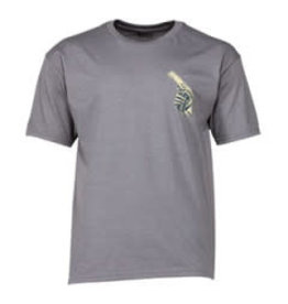 5.11 Tactical 41191EA 5.11 Tactical T-shirt Cold Dead Hands .45 Grey Heater 097