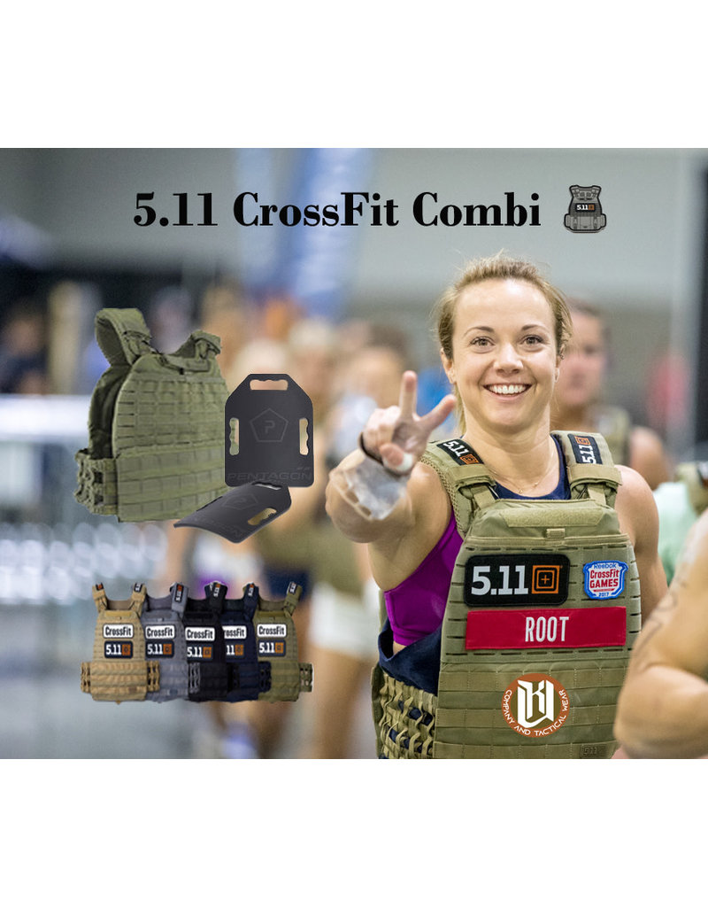 5.11 Crossfit Combi