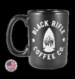 Black Rifle Coffee Black Rifle Coffee Arrowhead Mug Ceramic Mug