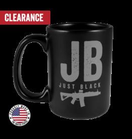 Black Rifle Coffee Black Rifle Coffee Just Black Ceramic Mug