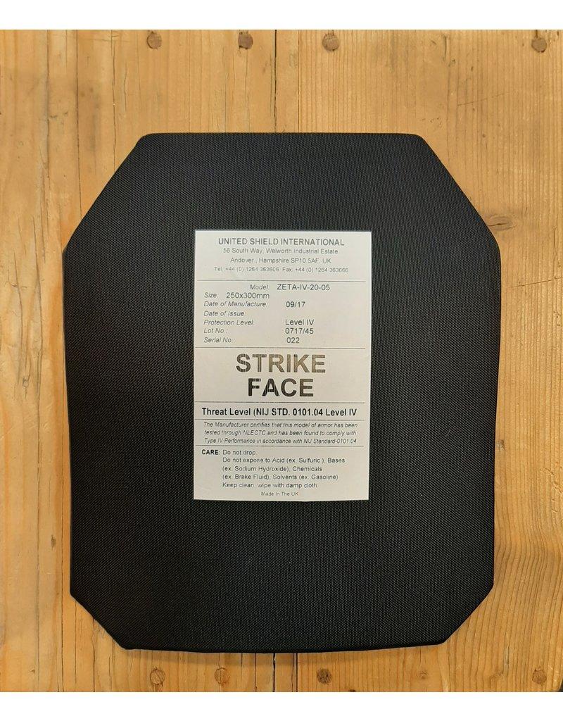 United Shield International Ballistic Plate ZETA