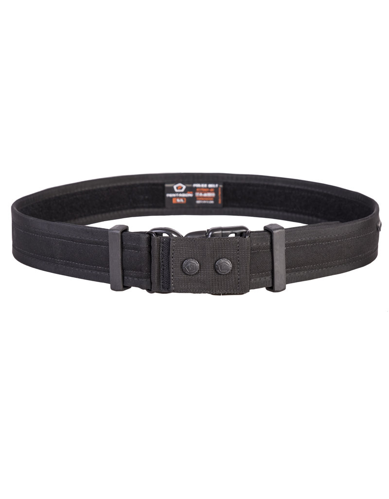 Pentagon K17001 Pentagon Police Belt 01 Black