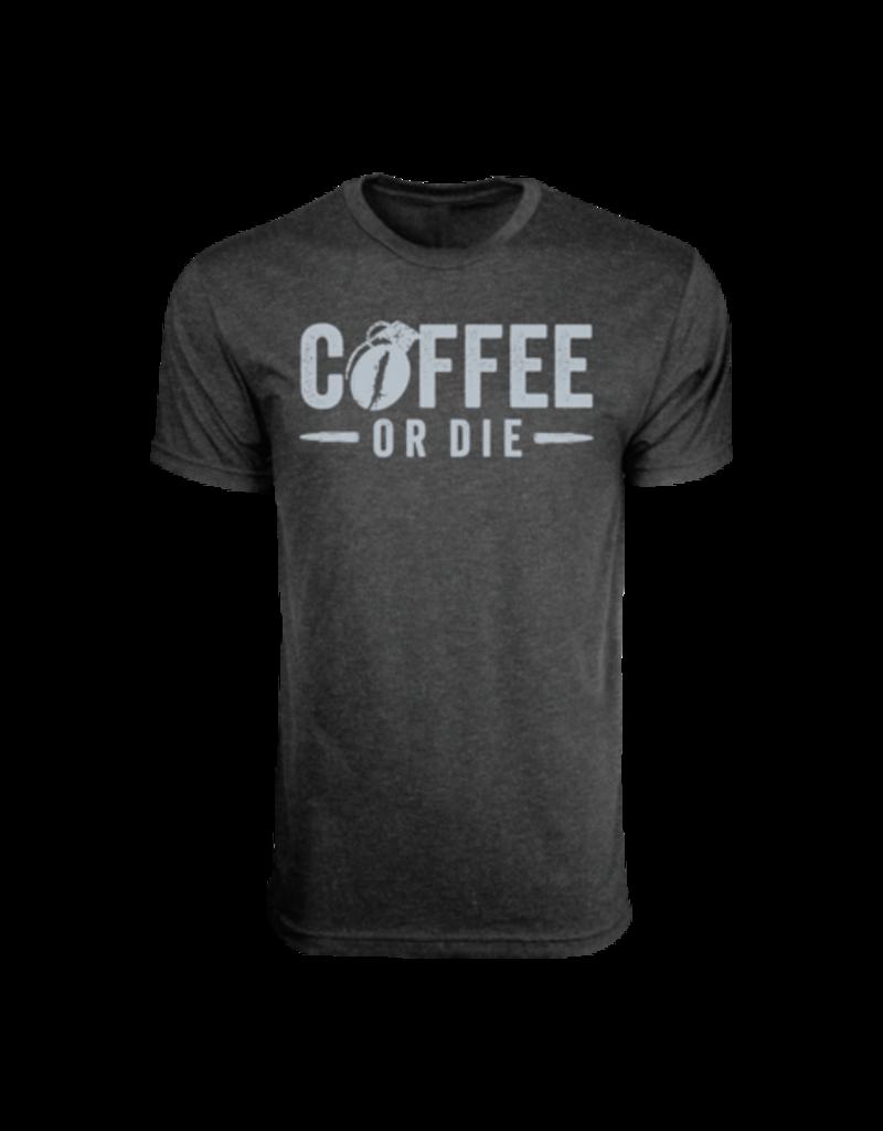 Black Rifle Coffee Black Rifle Coffee Coffee Or Die Beanade Logo