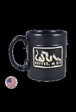 Black Rifle Coffee Black Rifle Coffee Coffee or Die Big Ass Mug