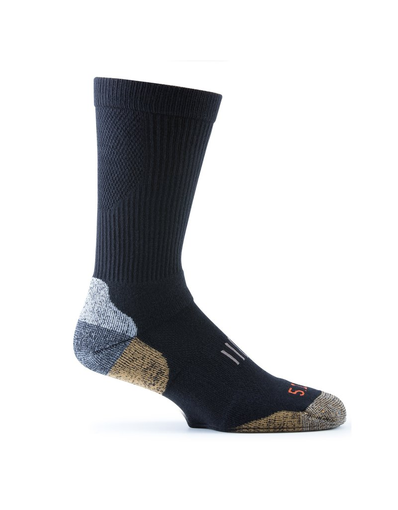 5.11 Tactical 10014 5.11 Tactical Year Round Crew Sock