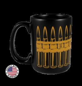 Black Rifle Coffee Black Rifle Coffee Belted Mug Black
