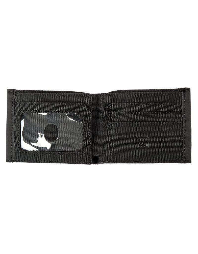 5.11 Tactical 56367 5.11 Tactical Bifold Wallet 019 Black